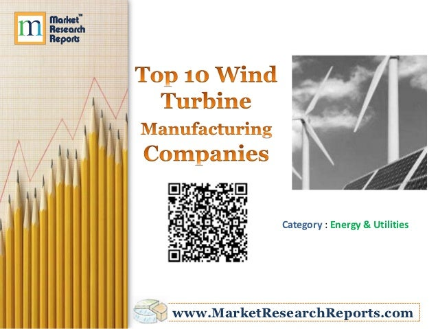 Category : Energy & Utilitieswww.MarketResearchReports.com