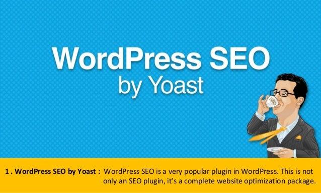 The Top 10 Popular WordPress Plugins Slide 2