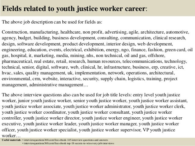 youth support worker cover letter - Template