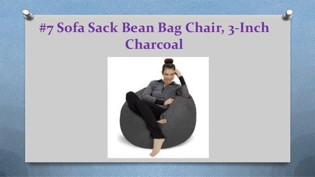 Top 11 Best Bean Bag Chairs In 2018