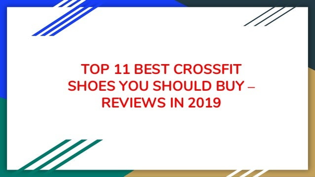 TOP 11 BEST CROSSFIT SHOES YOU SHOULD BUY – REVIEWS IN 2019