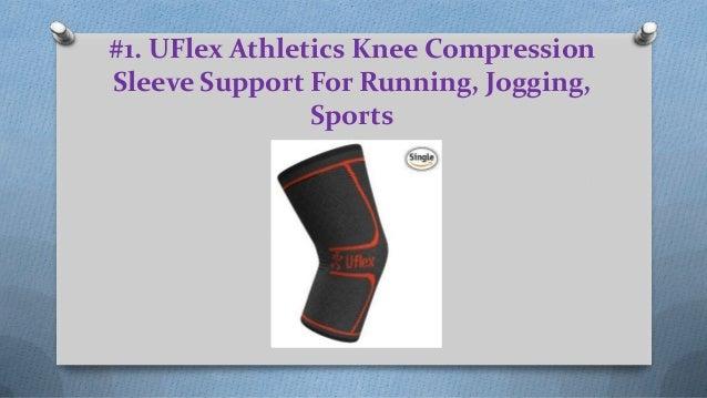 4f939b8c51 Venom Knee Sleeve Compression Brace – Elastic Support & Side Stabilizers;  12. #1. UFlex Athletics ...