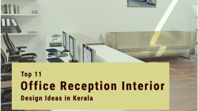 ... Reception Interior Design Ideas In Kerala. The Lobby Try To Give Enough  Space For Your Office Loby.