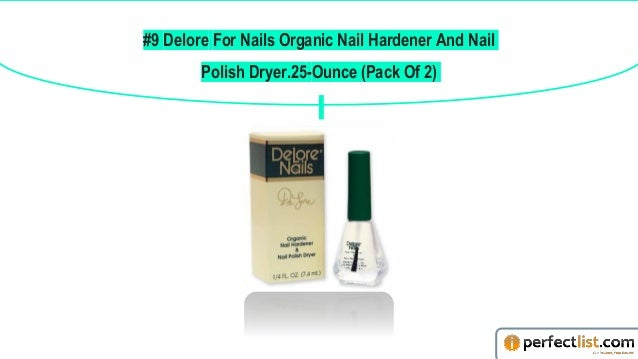 Top 12 best nail hardeners