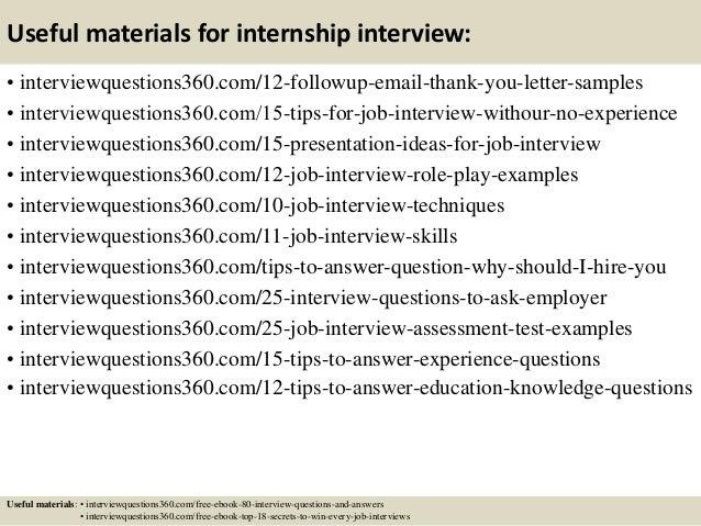 28+ [ Internship Resume Tips ] | top 10 internship cover ...