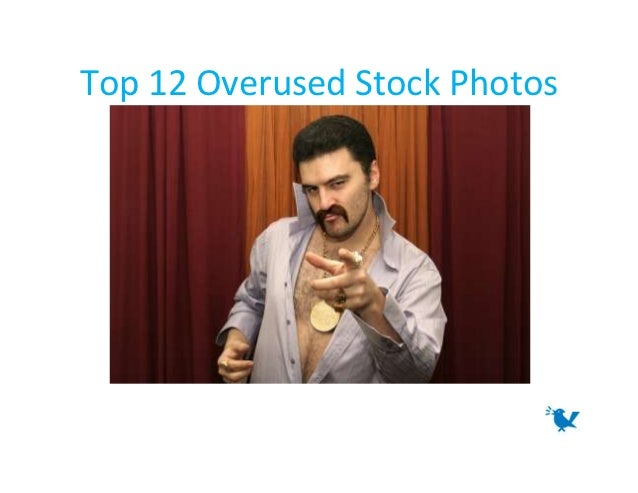 Top 12 Overused Stock Photos