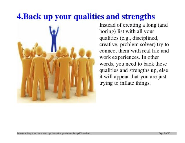 Good Work Objectives For A Resume