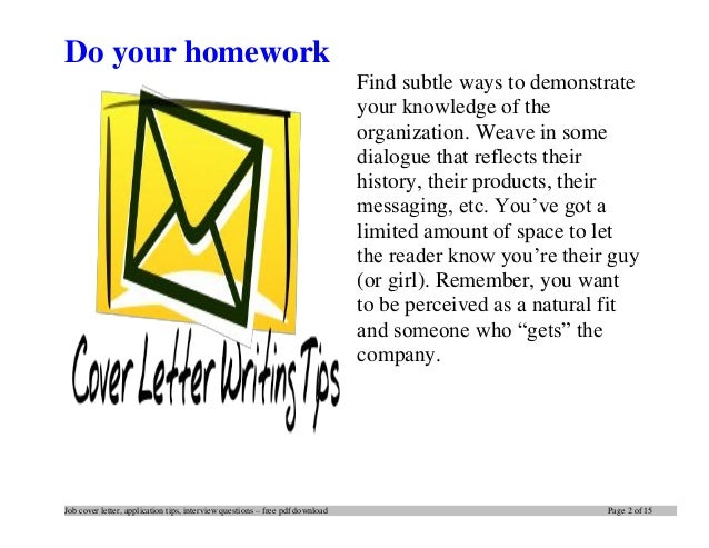 13 tips for writing an effective cover letter Methods to learn 13 tips for writing an effective cover letter, alison abbott bw underwriting services inc, how to head a newspaper article.