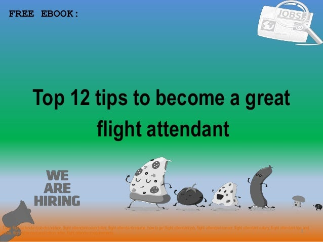 Top 12 tips to become a pro flight attendant