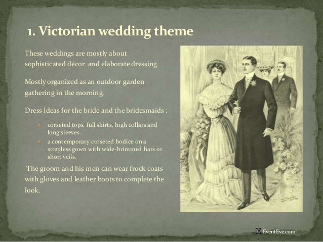 Top 12 Wedding Themes