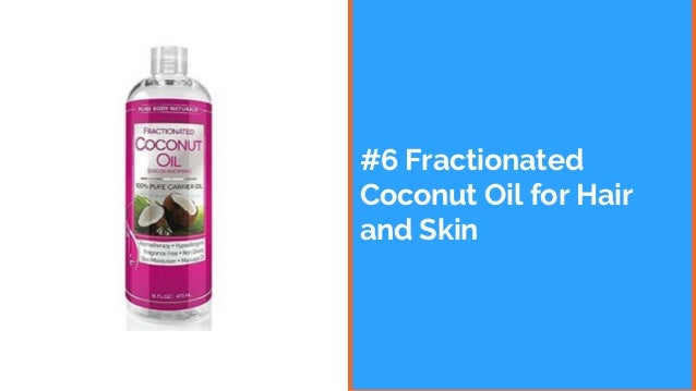 Top 13 best coconut oils for hair in 2018