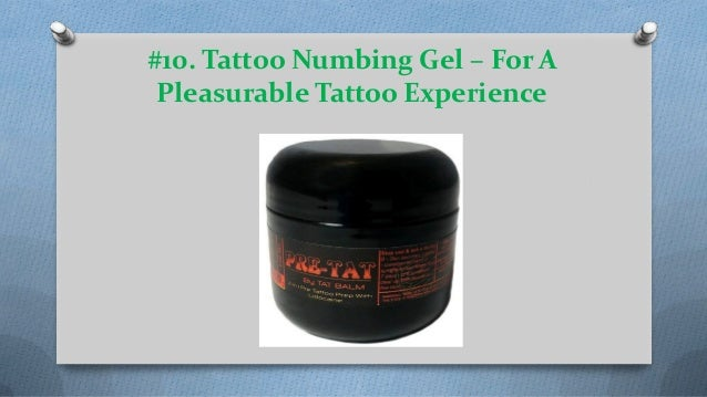 Top 13 best tattoo numbing creams reviews in 2018