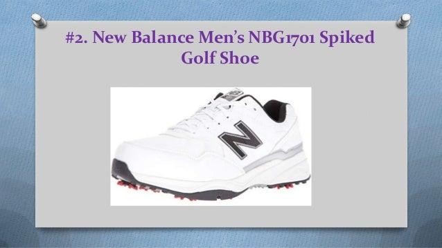 3673235e3d8a9 New Balance Men's NBG1701 Spiked Golf Shoe ...