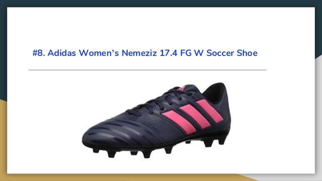 c27c5510f Adidas Women's Nemeziz 17.4 FG W Soccer Shoe ...