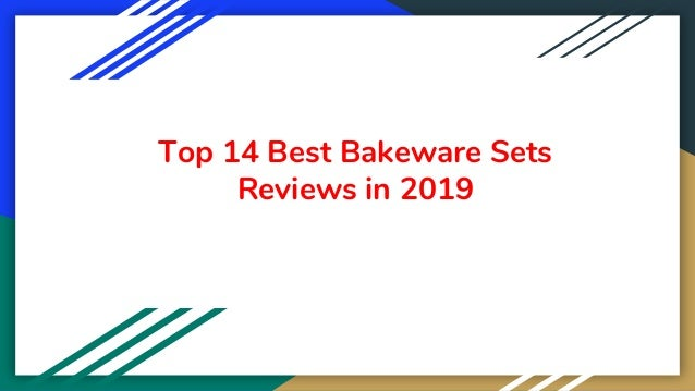 Top 14 Best Bakeware Sets Reviews in 2019