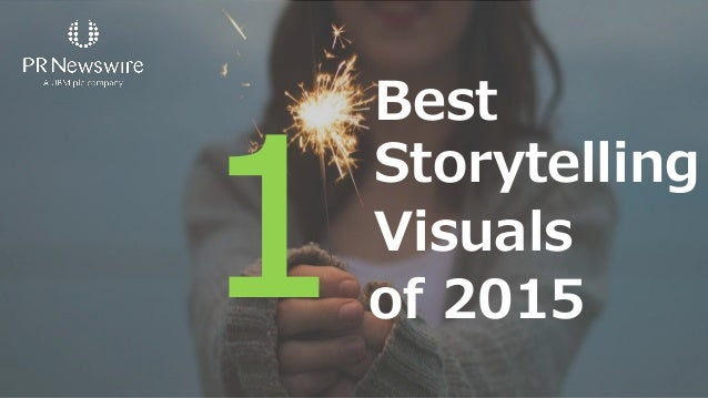 Best Storytelling of 2015 Visuals