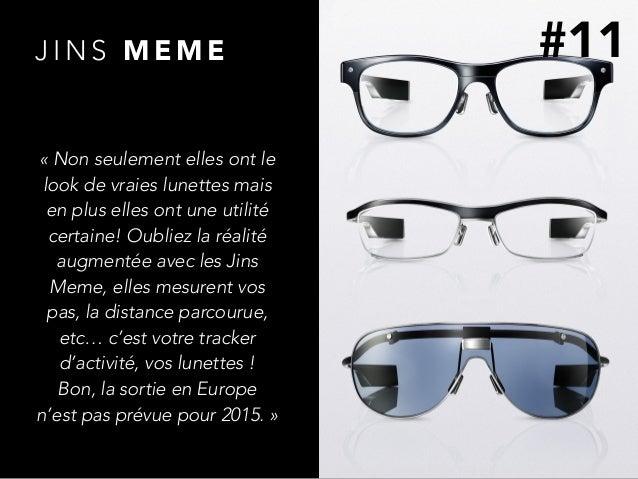 J I N S M E M E «Non seulement elles ont le look de vraies lunettes mais en plus elles ont une utilité certaine! Oubliez ...