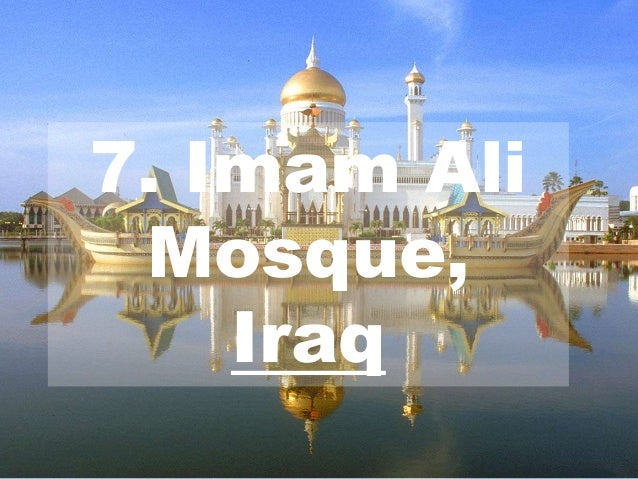 Top Mosques In The Middle East You Should Visit - 8 things to know before visiting the middle east