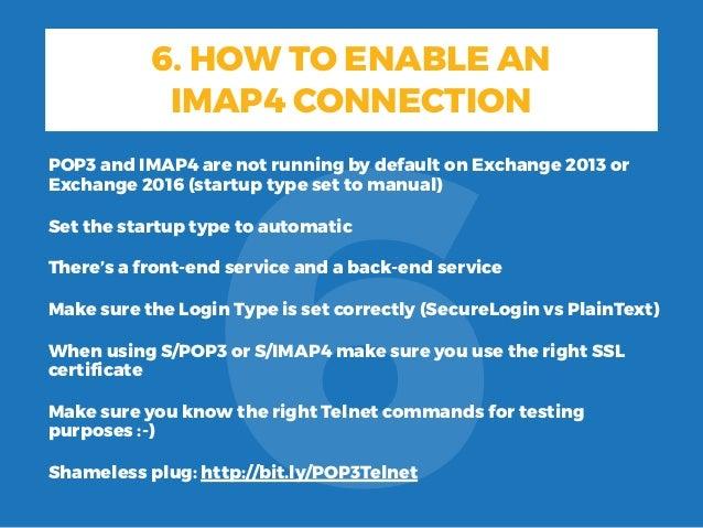 Top 15 Exchange Questions that Senior Admin ask - Jaap Wesselius