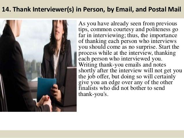 Top 17 secrets to win every job interviews