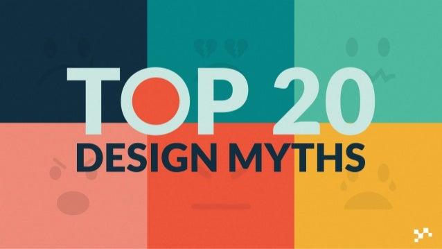 Top20 design-myths