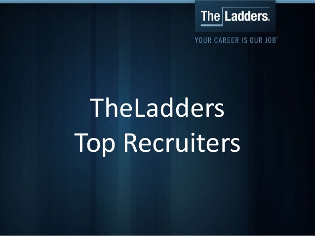 TheLadders Top Recruiters