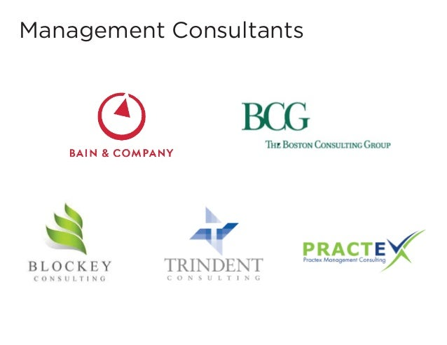 Technology Management Image: Top 25 Consulting Company Logos