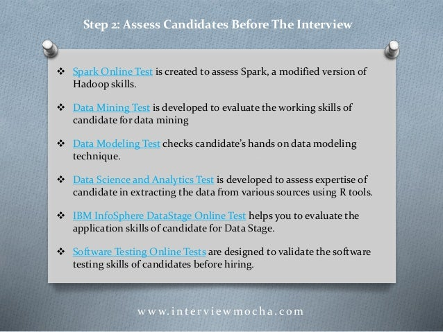Proven ETL Developer Interview Questions to Assess and Hire