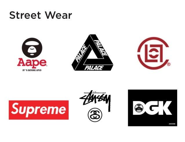Top 20 Fashion Logos