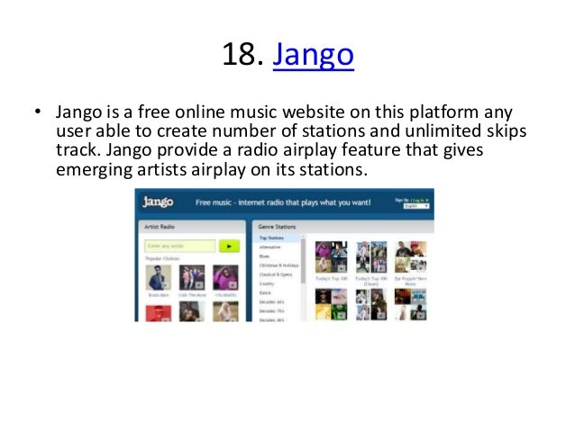 website music download site