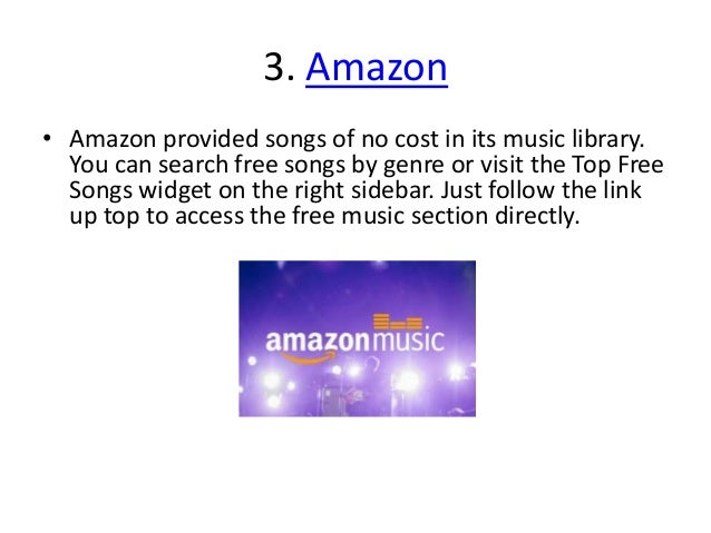 Top 20 legal and free music download websites