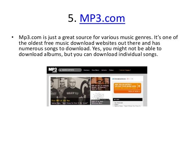 Top site to download free albums | Free Album Download Sites [2018