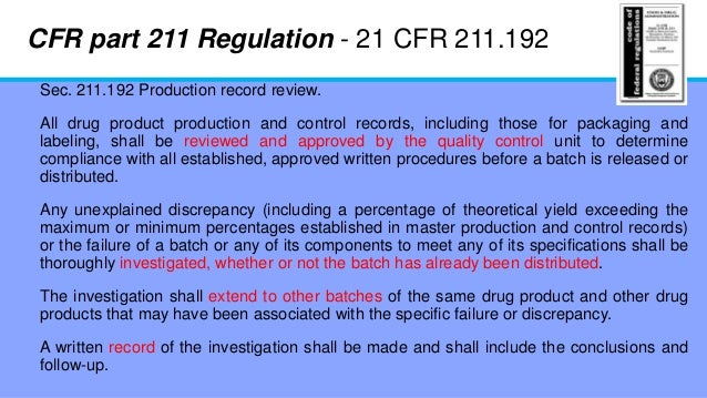 21 cfr part 11 pdf 2012