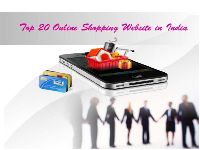 Top 20 Online Shopping Website in India