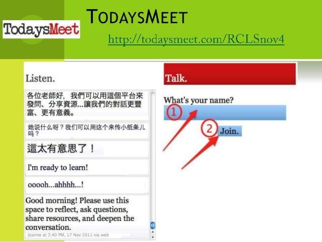 Integrating Webtools for Performance-based Chinese Classroom Slide 2