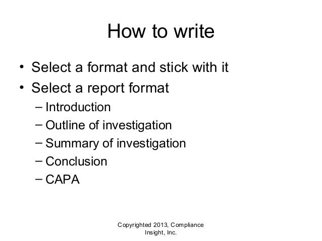 top 22 tips: writing for fda compliance, Presentation templates