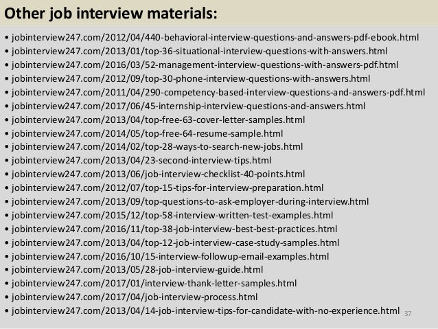 Top 25 4 h leader interview questions and answers pdf ...