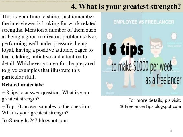 Top 25 bank customer service representative interview ...