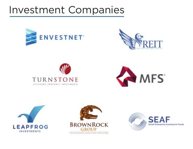 financial services/financial companies
