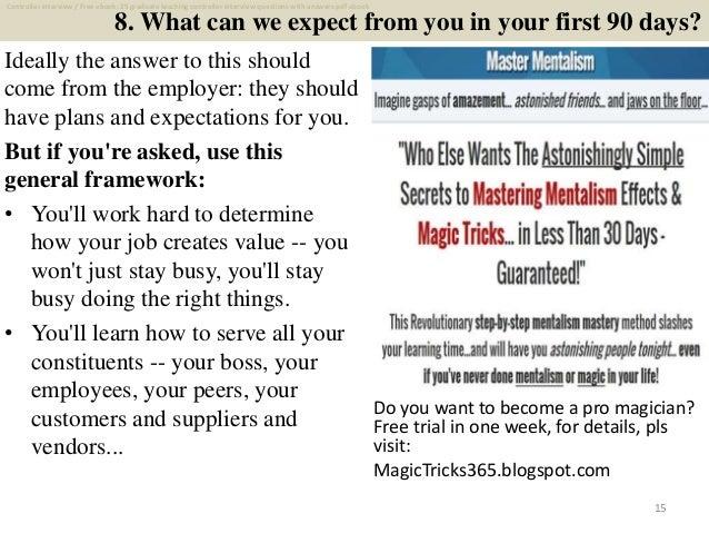 Top 25 graduate teaching controller interview questions ...