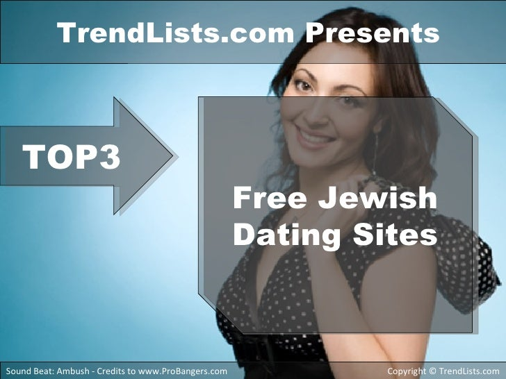 Top free jewish dating sites