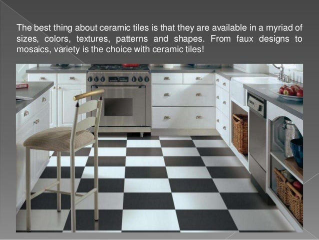 4 - Durable Kitchen Flooring