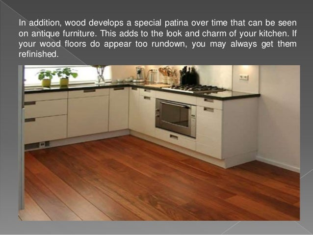 8 - Durable Kitchen Flooring