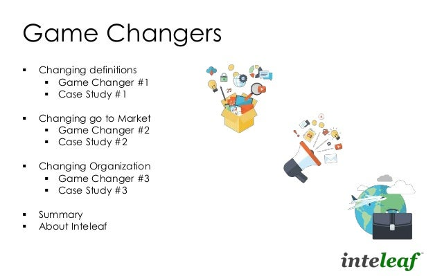 Mahor Technology Management: Top 3 Game Changers In Technology Product Management 042115