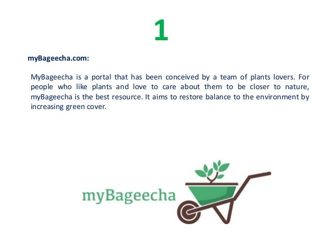 Just Check Out Top 3 Online Garden Store In India; 3.