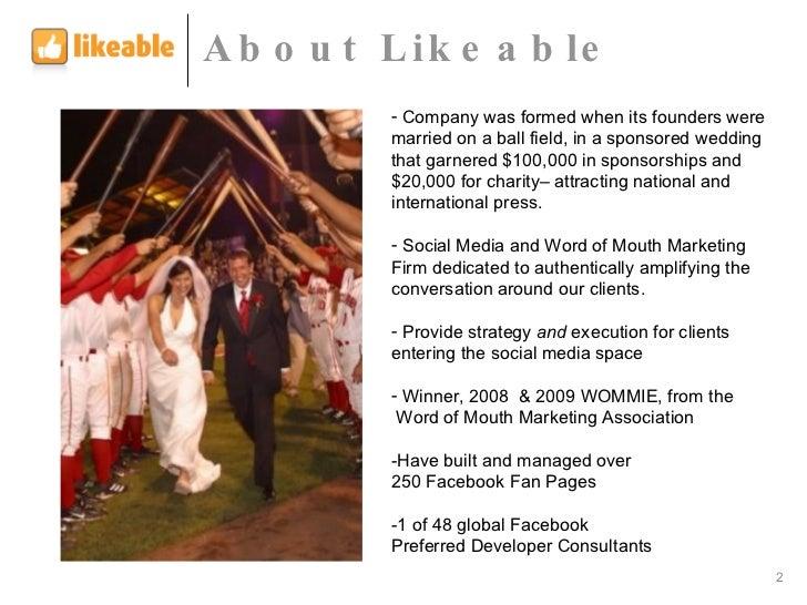 Top 40 facebook pages 2010 Slide 2