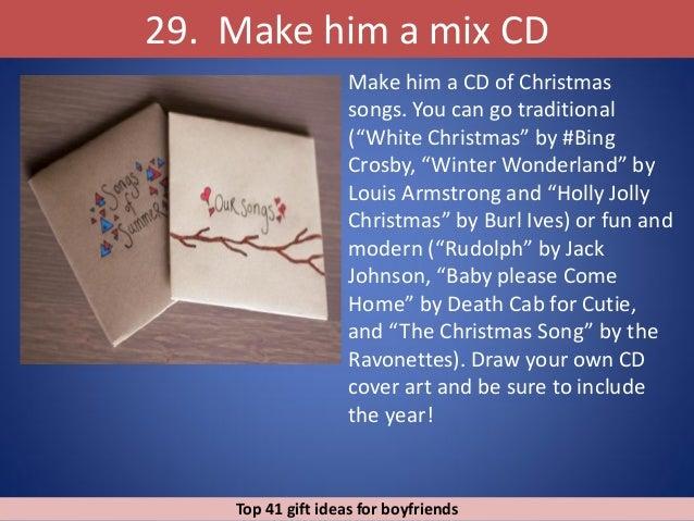 Creative Christmas Gift Ideas For Boyfriend - Eskayalitim