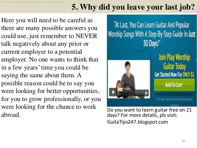Top 45 google interview questions and answers pdf