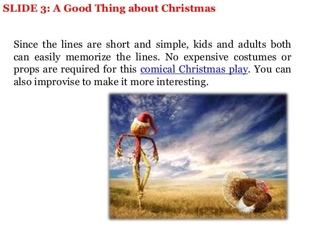 4 - Christmas Plays For Adults