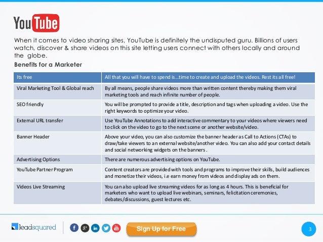 Top 4 Video Sharing Sites Slide 3